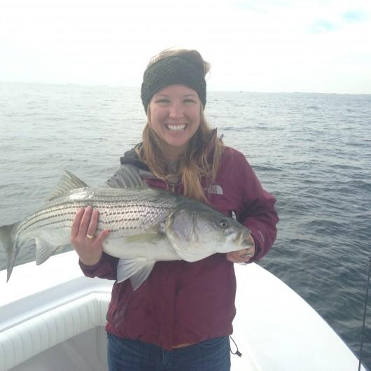 Deep Sea Fishing For Striped